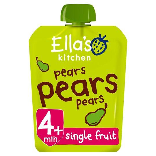 Ella's Kitchen Pears 70G