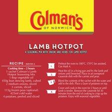 image 4 of Colman's Lamb Hotpot Recipe Mix 41G