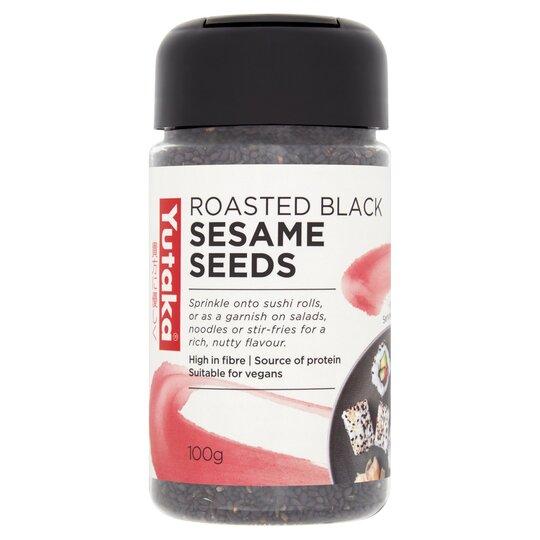Yutaka Black Sesame Seeds 100G