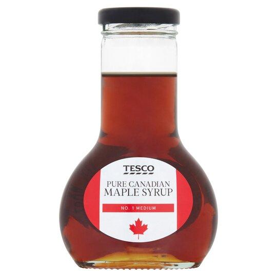 Tesco Maple Syrup 250g Tesco Groceries