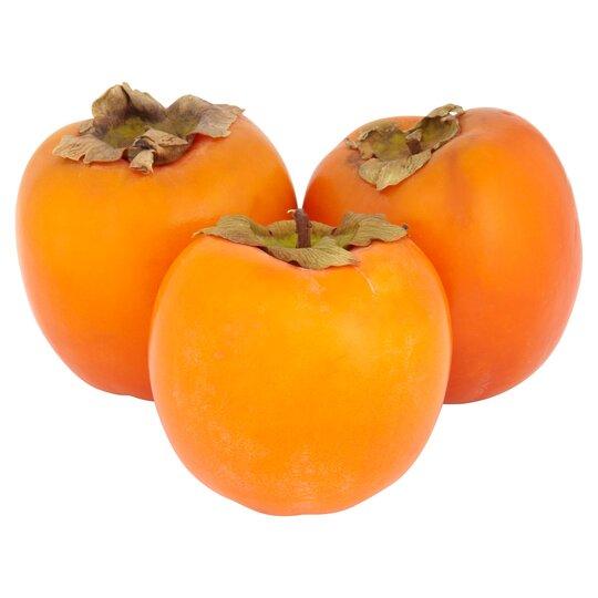 Persimmon Fruit Each - Tesco Groceries
