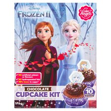 image 1 of Cake Angel Disney Frozen 2 Chocolate Cupcakes Kit 176G