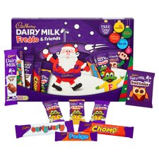 image 2 of Cadbury Freddo Selection Box 135G