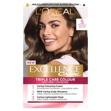 image 1 of L'oreal Paris Excellence Color 5 Natural Brown