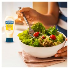 image 2 of Hellmann's Real Squeezy Mayonnaise 430Ml