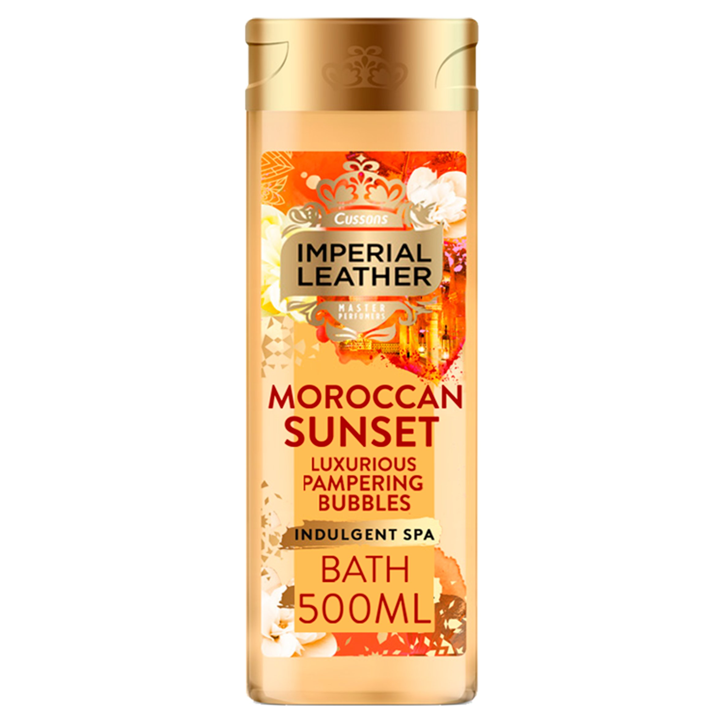 Imperial Leather Moroccan Sunset Argan Bath 500Ml