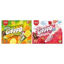 image 4 of Walls Calippo Mini Orange Lemon & Lime 6 X 80Ml