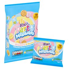 image 2 of Fox's Party Milkshakes Mini Bags 5X18g
