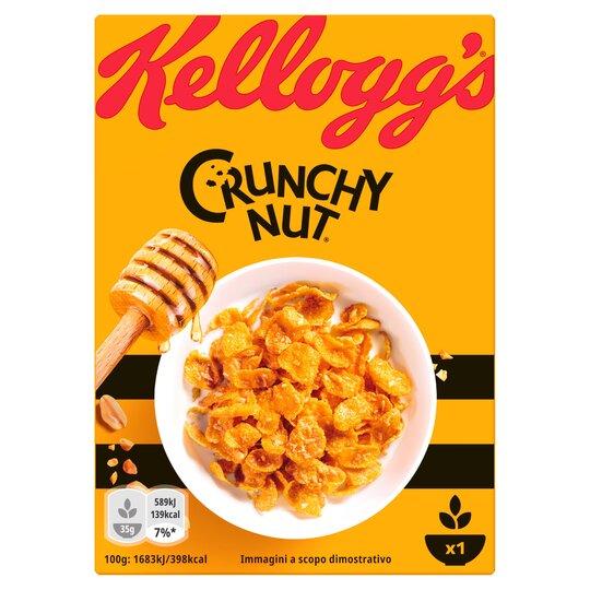 Kellogg's Crunchy Nut Cornflakes 35G