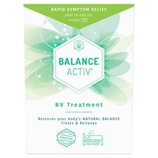 image 1 of Balance Activ Bv Vaginal Gel 7 X5ml