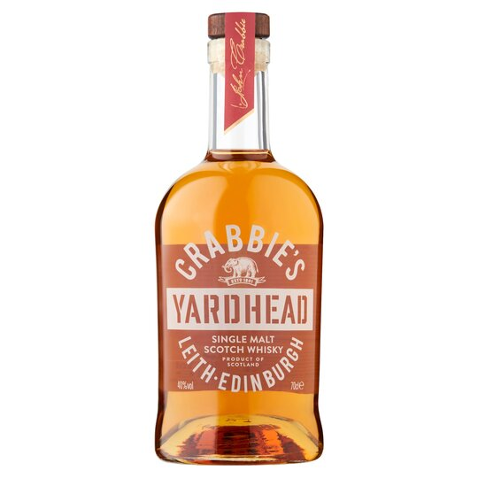 image 1 of Crabbie's Yardhead Single Malt Whisky 70Cl