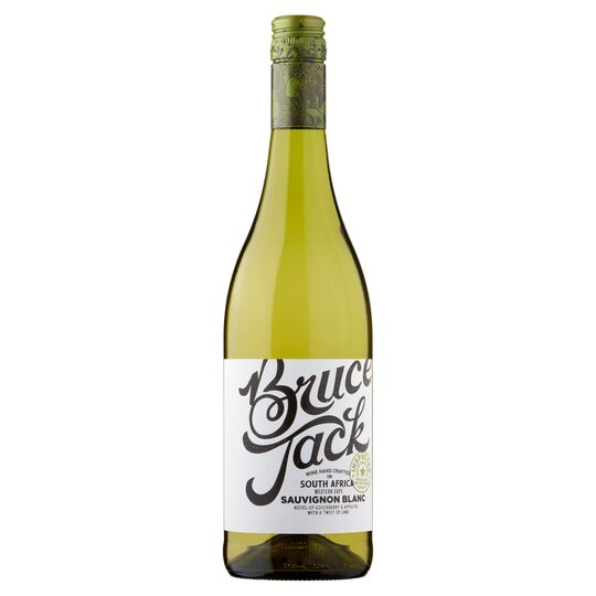 image 1 of Bruce Jack Sauvignon Blanc 2020 750Ml