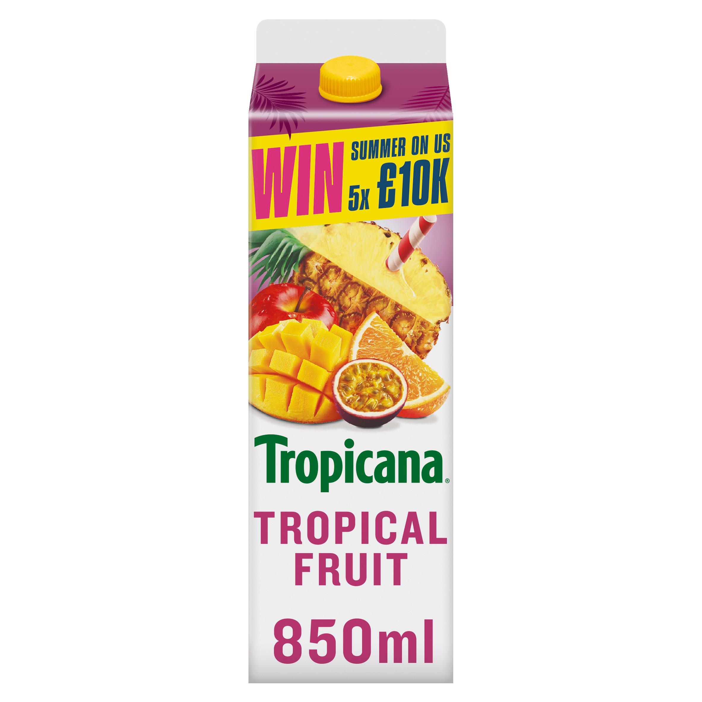 Tropicana Tropical Juice 850Ml