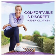 image 2 of Always Discreet Long Incontinence Pads 10 Pack