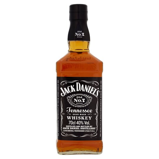 image 1 of Jack Daniel's Tennessee Whiskey 70Cl Bottle
