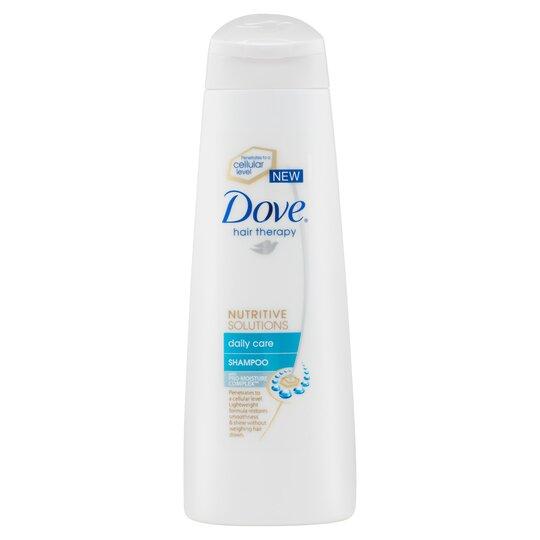 Dove Daily Care Shampoo 250Ml