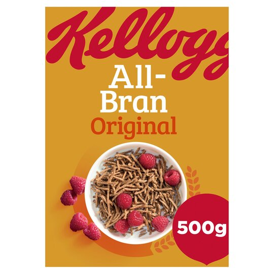 Kellogg's All Bran Cereal 500G