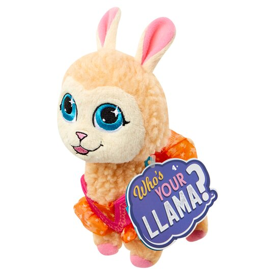 Who's Your Llama Plush