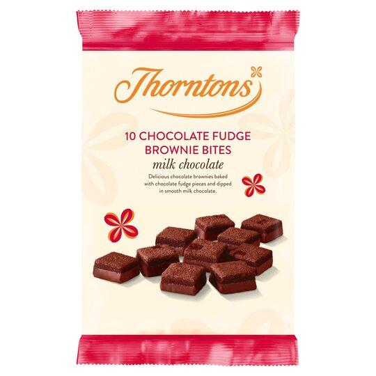Thornton's Brownie Bites 10Pack