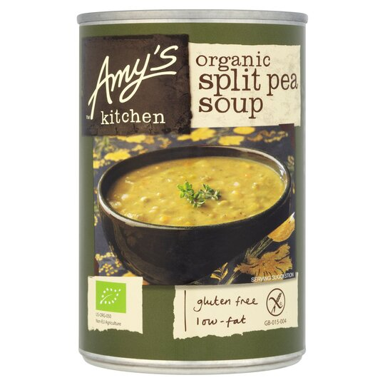 Amy's Kitchen Organic Split Pea Soup 400G