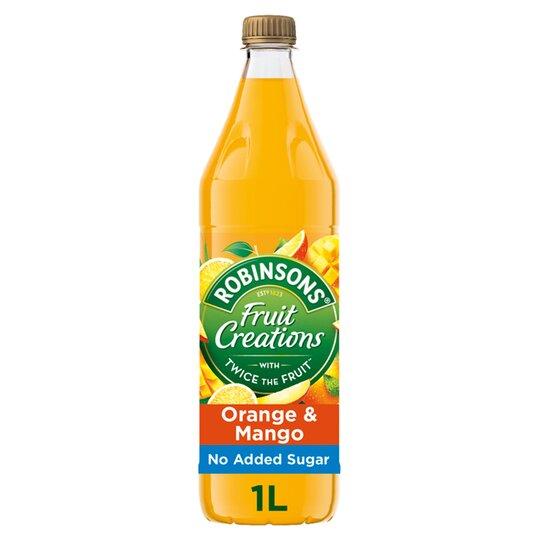 image 1 of Robinsons Creations Orange & Mango 1L