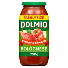image 1 of Dolmio Bolognese Smooth Tomato Pasta Sauce 750G