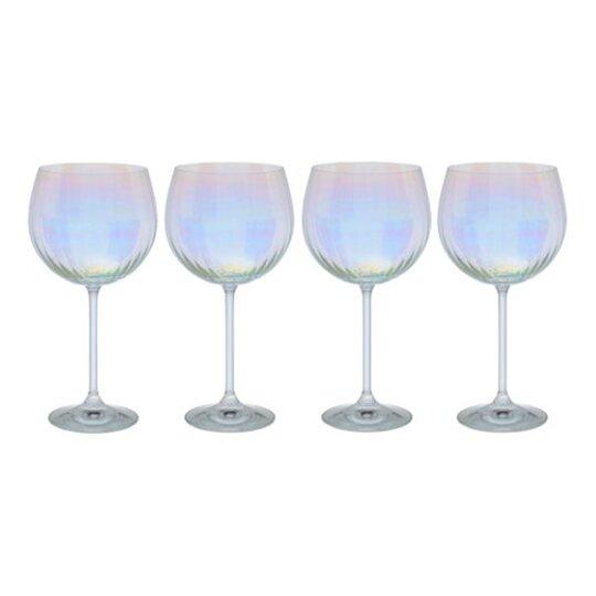 Fox Ivy Jardin Wine Glass 4 Pack Tesco Groceries