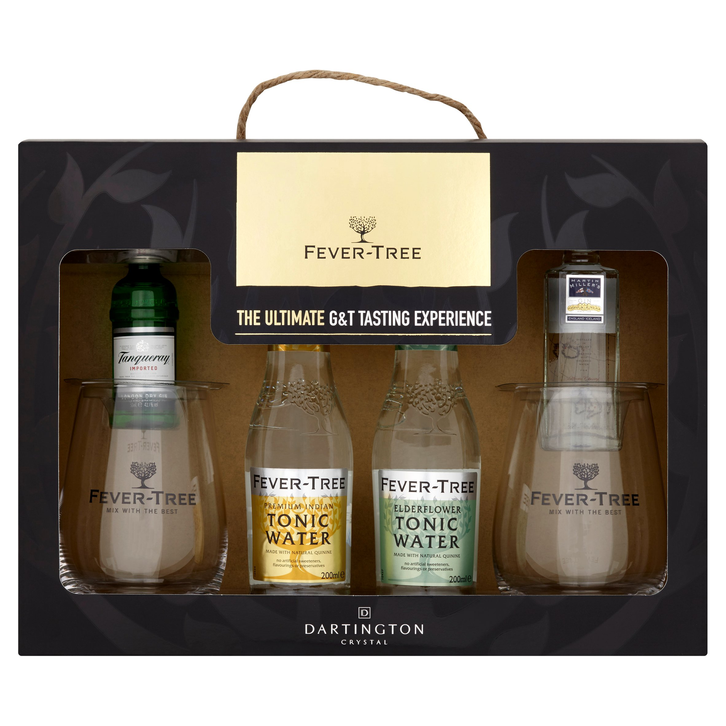 Fever Tree Gin & Tonic Perfect Serve Gift Set