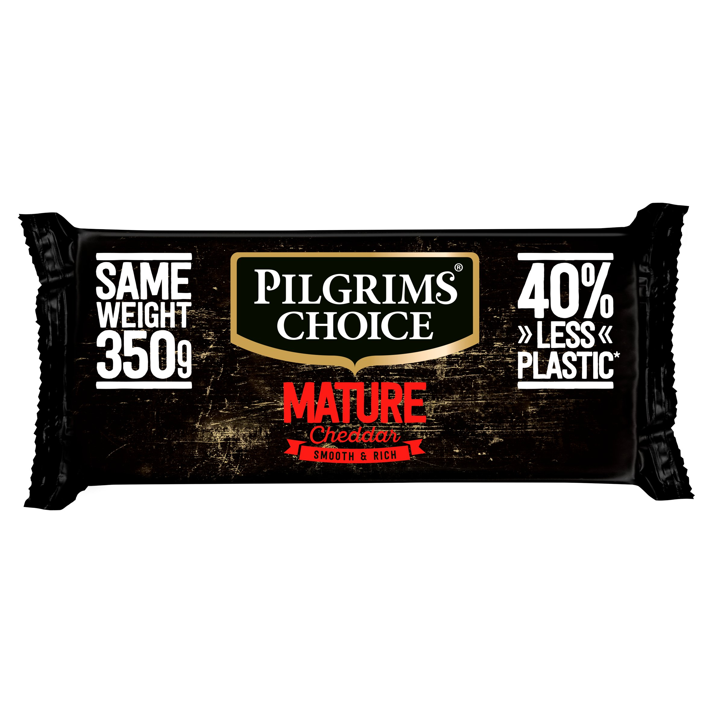 Pilgrims Choice Mature Cheddar 350G