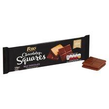 image 2 of Fox's Chocolatey Squares Milk Chocolate 125G