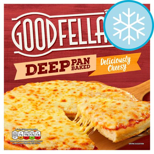 Goodfella's Deep Cheesy Pizza 421G