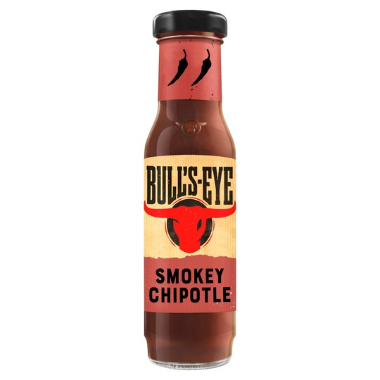 Bull's-Eye Bbq Smokey Chipotle Bbq Sauce 235Ml