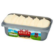 image 2 of Kelly's Clotted Cream 1 Litre
