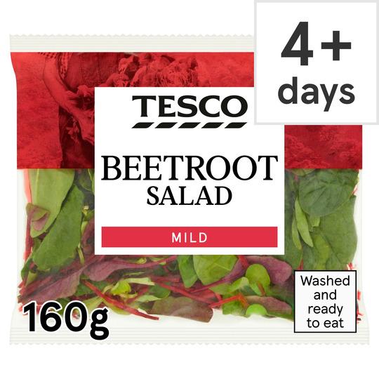 Tesco Beetroot Salad 160G