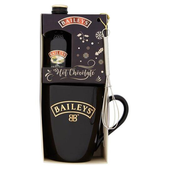 Baileys Hot Chocolate Mug Gift Set Tesco Groceries