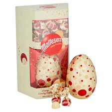 image 2 of Maltesers White Choc Egg With White Trfls 287g