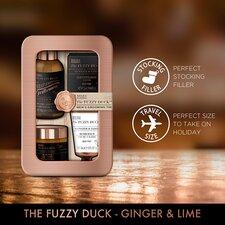 image 4 of Baylis & Harding Fuzzy Duck Men's Ginger & Lime Groomin Kit