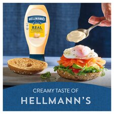 image 4 of Hellmann's Real Squeezy Mayonnaise 750Ml