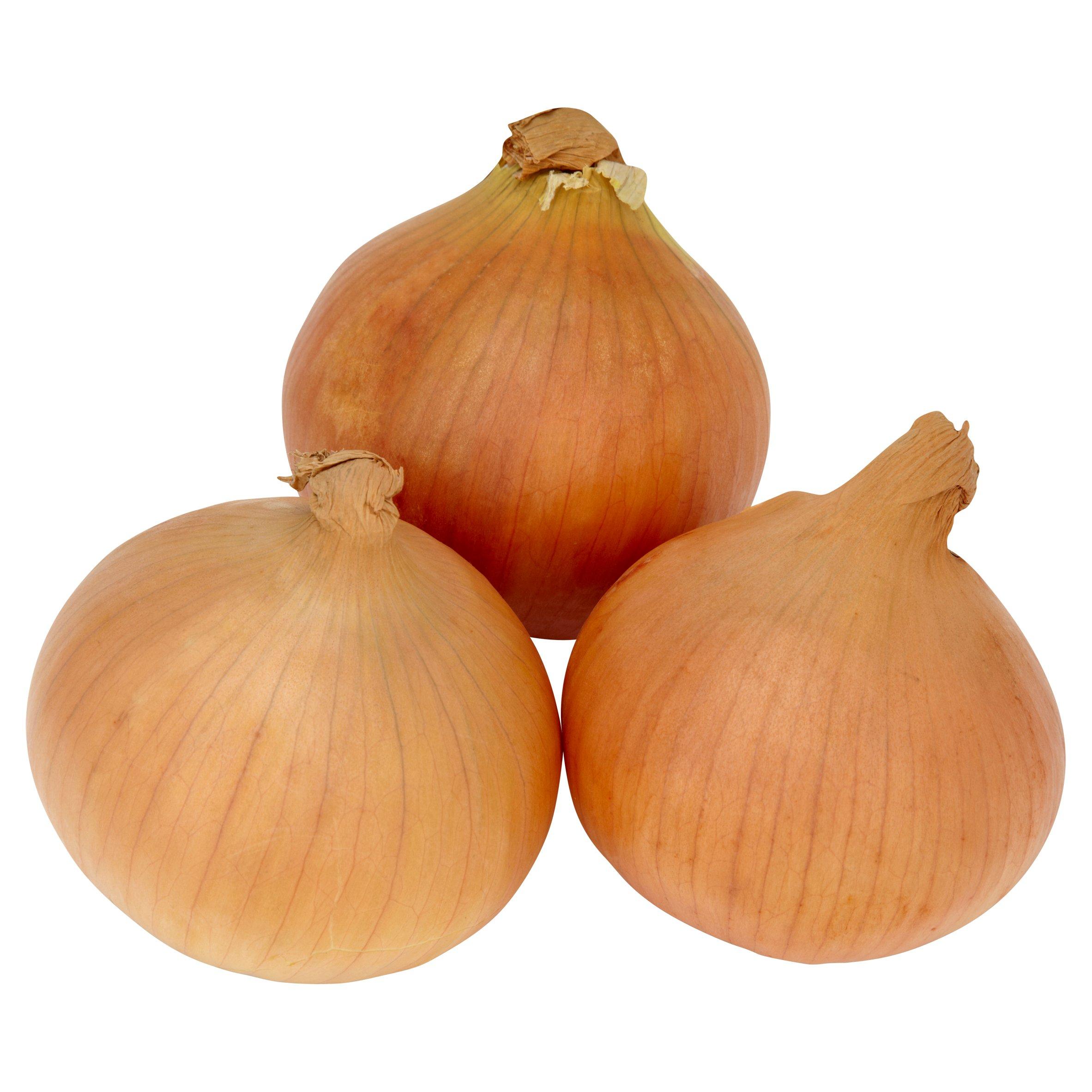 TESCO > Fresh Food > Loose Brown Onions