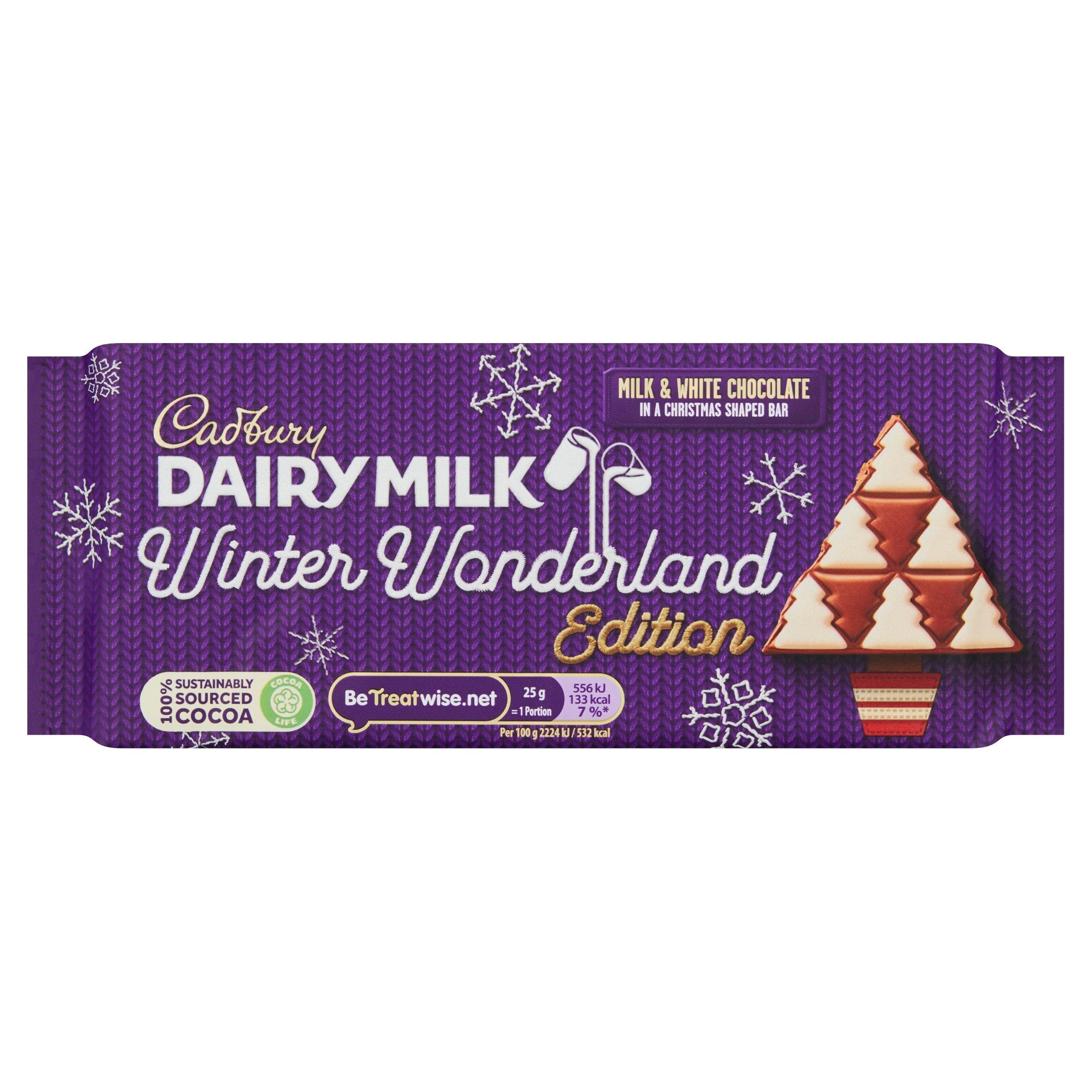 Cadbury Dairy Milk Winter Wonderland 100G