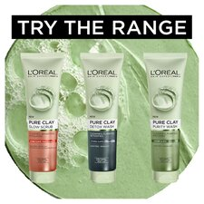 image 3 of L'oreal Paris Pure Clay Foam Washing Black 150Ml