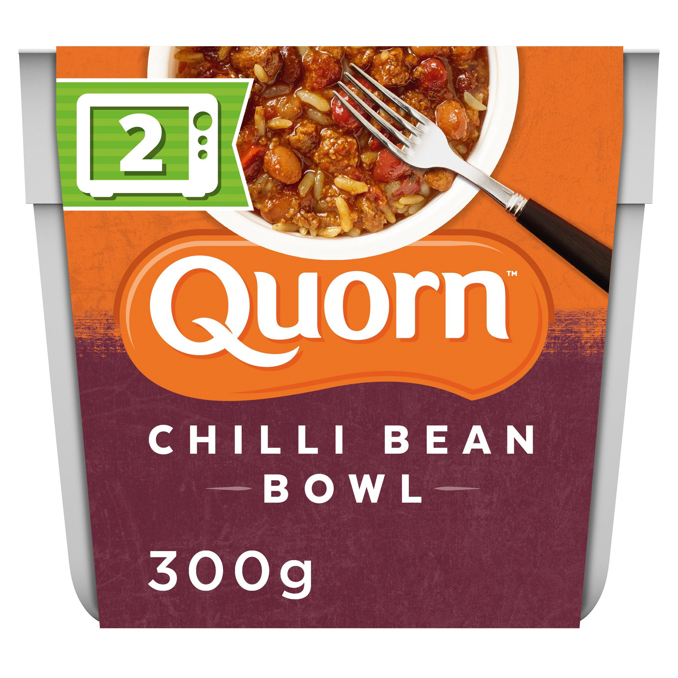 Quorn Chilli Bean Bowl 300G