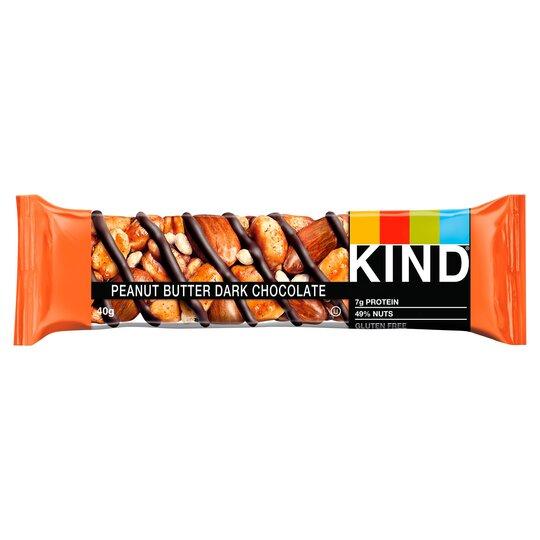 Kind Peanut Butter & Dark Chocolate Bar G/F 40G