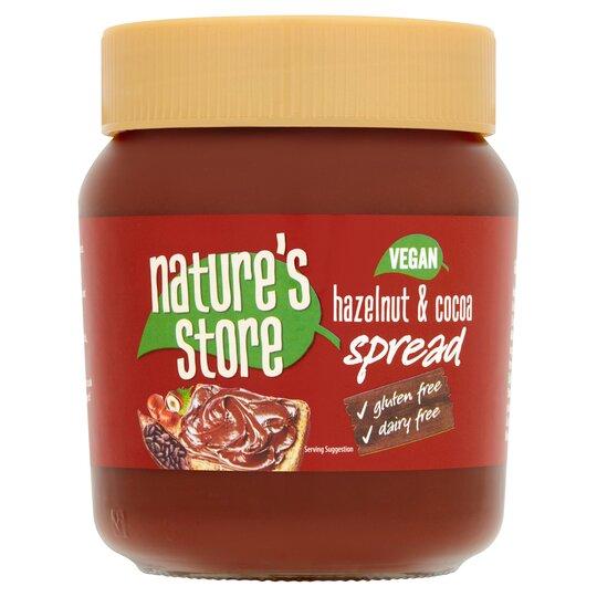 Nature's Store Gluten Free Chocolate Spread