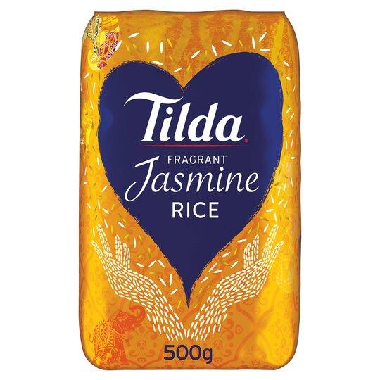 image 1 of Tilda Thai Jasmine Rice 500G