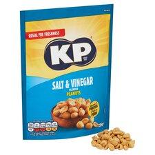 image 2 of Kp Salt & Vinegar Peanuts 225G