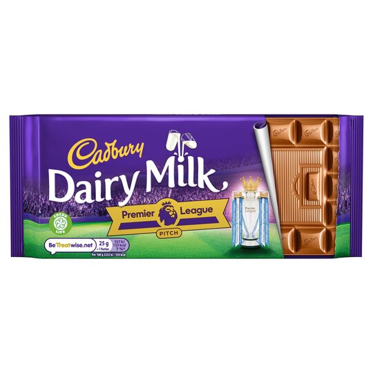 Cadbury Dairy Milk Premier Pitch 200G