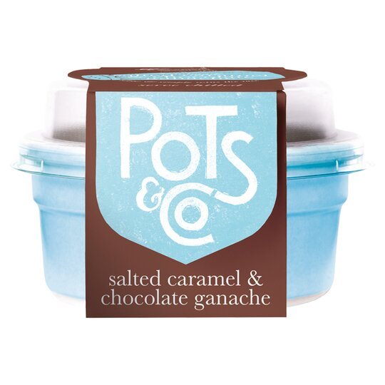 Pots & Co Salted Caramel & Chocolate 90G