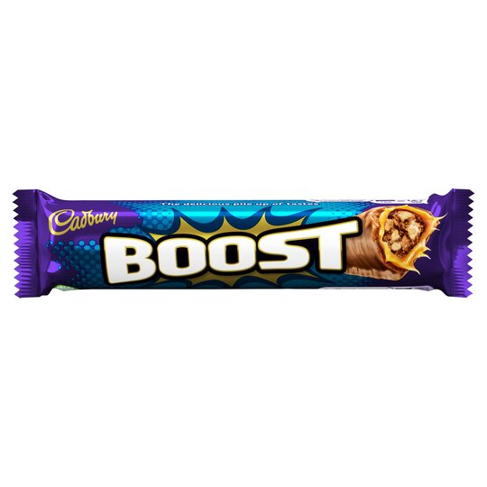 Cadbury Boost Chocolate Bar 485g