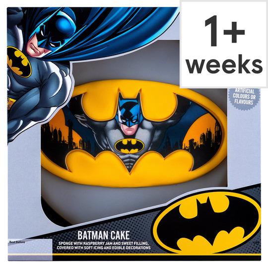 Remarkable Batman Celebration Cake Tesco Groceries Birthday Cards Printable Opercafe Filternl